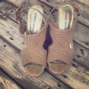 Summer wedges!